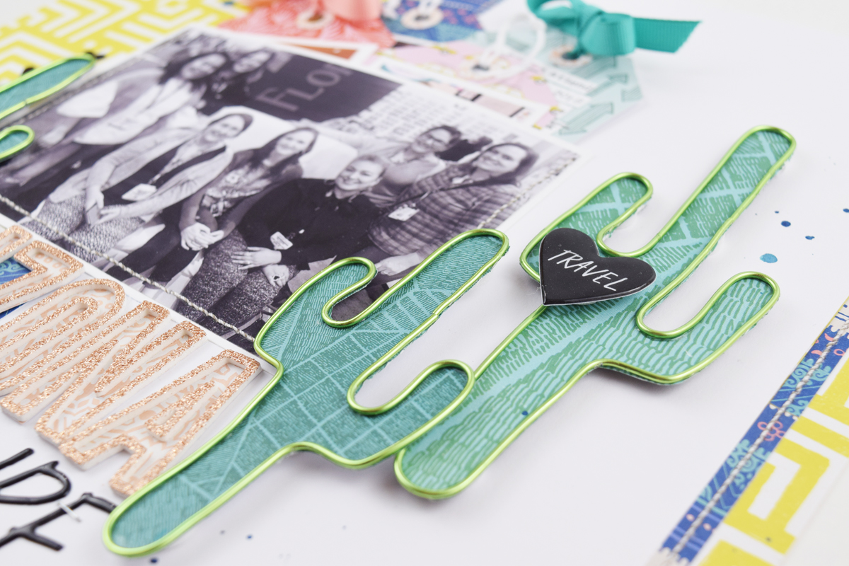 Scrapbook Page with the Happy Jig | We R Memory Keepers Blog