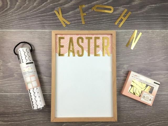 Crate Paper Magnet Studio Easter Countdown