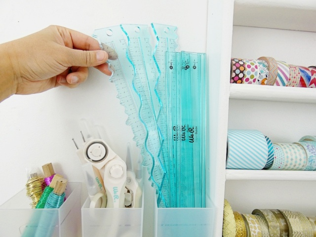 Storage Ideas by Soraya Maes--Basic Tools
