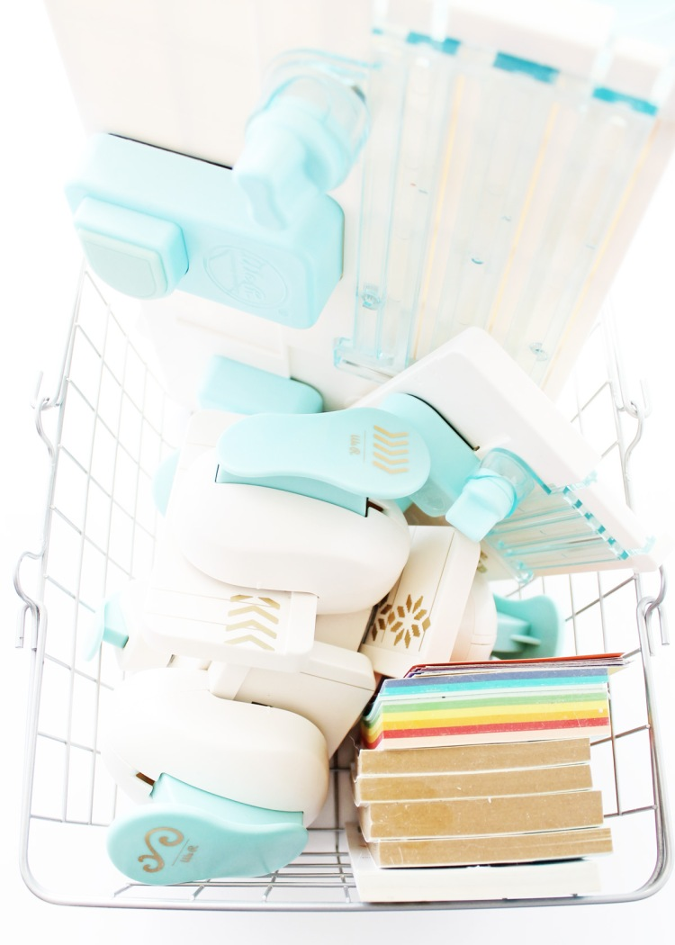Storage Solutions by Laura Silva for We R Memory Keepers