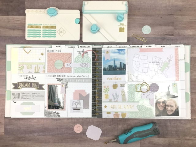 Scrapbook Pages We R Memory Keepers Blog