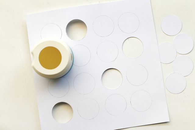 Circle Clear Cut Punch by We R Memory Keepers