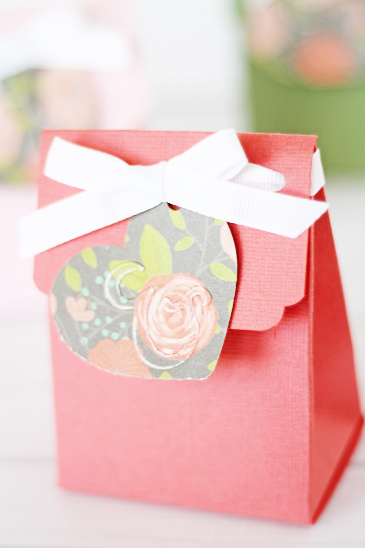 DIY Wedding Favor Boxes | We R Memory Keepers Blog