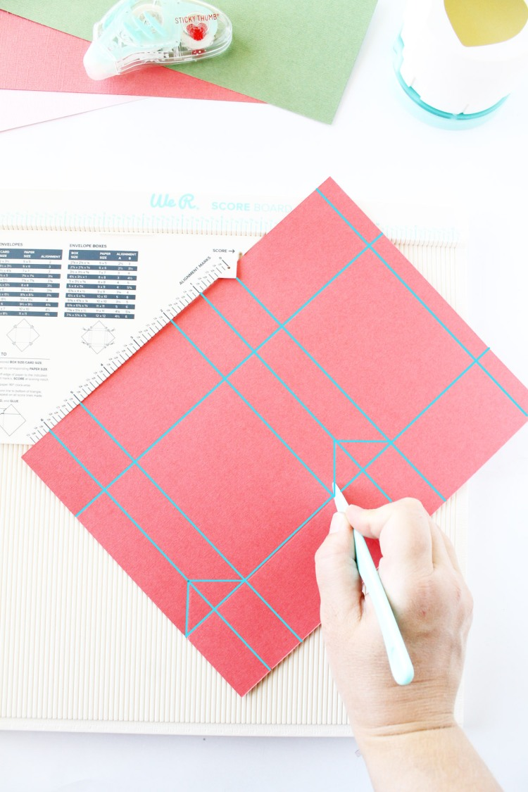 We R Memory Keepers Basic Score Board