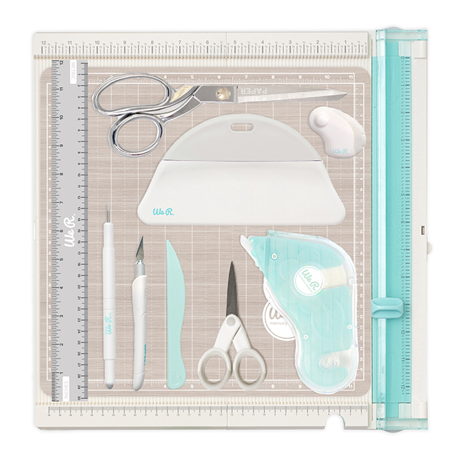 Ultimate Tool Kit by We R Memory Keepers
