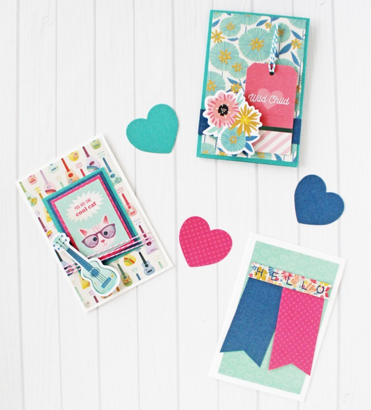 Favorite Colors Card Set by Laura Silva 12