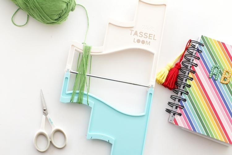 Tassel Loom by We R Memory Keepers