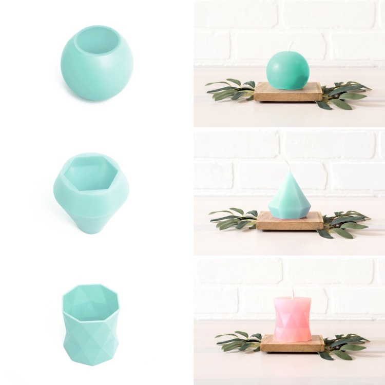 Wick Candle Molds by We R Memory Keepers
