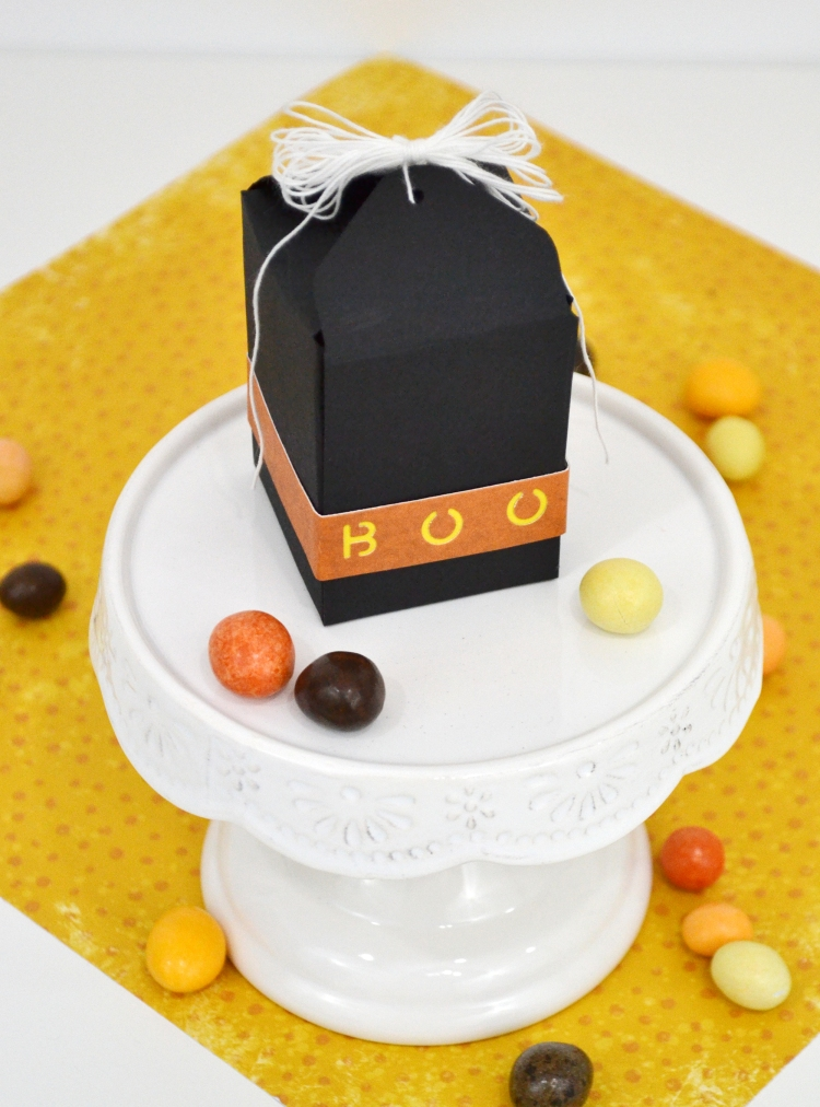 Halloween Gift Wrap Ideas by Aly Dosdall 4