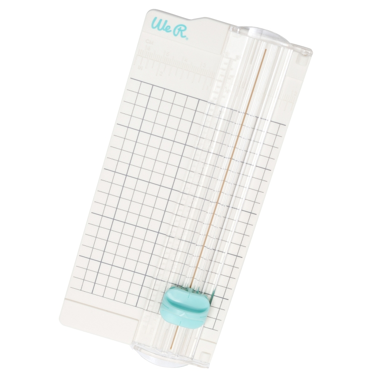 Mini Paper Trimmer by We R Memory Keepers
