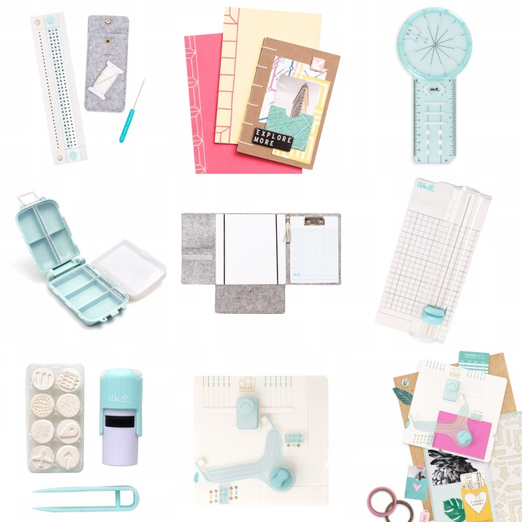 Journal Studio Tools and Storage by We R Memory Keepers