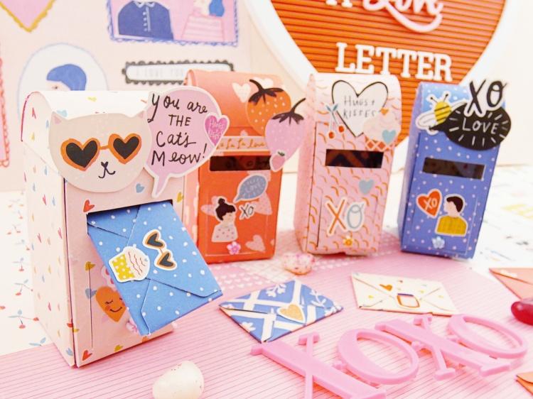 Valentines Mail Box by Soraya Maes-21