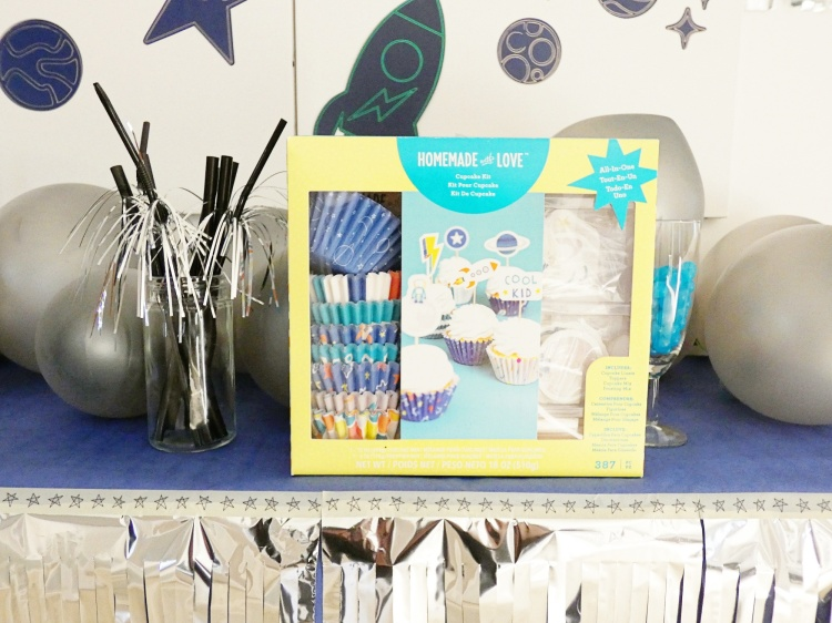 Outer Space Party Decor with the Foil Quill by Soraya Maes for We R Memory Keepers