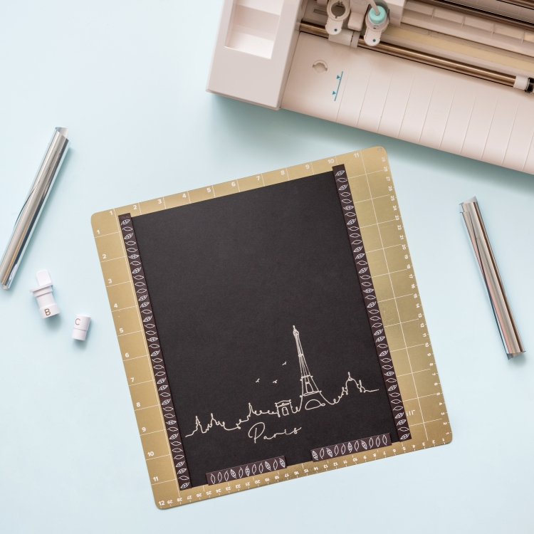 Foil Quill Magnetic Mat by We R Memory Keepers