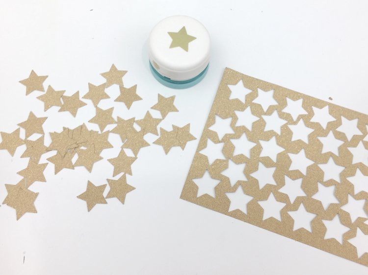 We R Memory Keepers Mini Clear Cut Punch--Star
