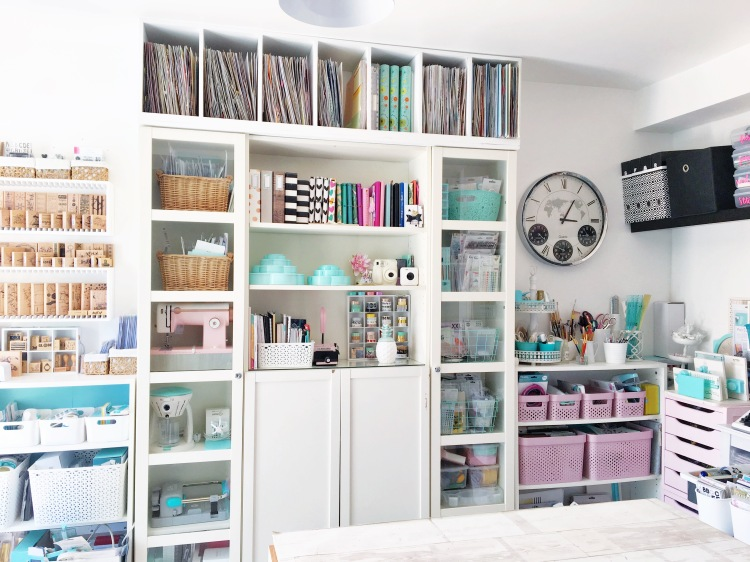 Craft Room Storage Tips by Soraya Maes-1