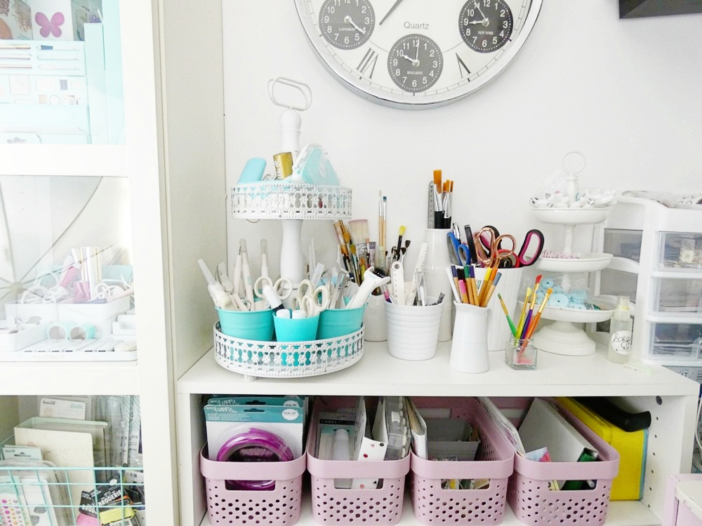 Craft Room Storage Tips by Soraya Maes-8