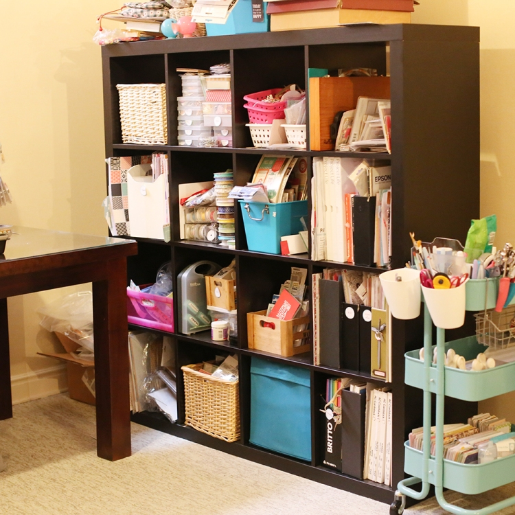 Eva Pizarro craft room 2